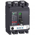 3П3Т Автоматический выключатель  Compact NSX100F с расцепителем Micrologic 5.2A 100A