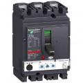 3П3Т Автоматический выключатель Compact NSX100F с расцепителем MA100