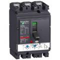 3П3Т Автоматический выключатель Compact NSX160H с расцепителем Micrologic2.2M 100A